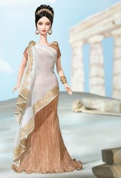 Princess of Ancient Greece™ Barbie® Doll | The Barbie Collection