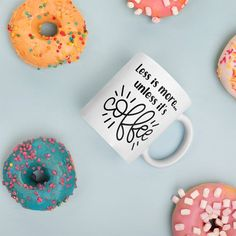Whether youre drinking your morning coffee, evening tea, or something in between – this mugs for you! Its sturdy and glossy with a vivid print thatll withstand the microwave and dishwasher. Disney Wall Art, Caffeine Addiction, Funny Coffee Mugs, Coffee Coffee, Happy Fall Y'all, Coffee Lover Gifts, Christmas Mugs, Xmas, Pumpkin Spice Latte