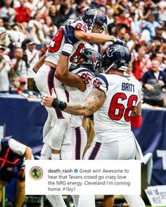 Had to grind like that, to shine like this The post Houston Texans: Had to grind like that, to shine like this… appeared first on Raw Chili.
