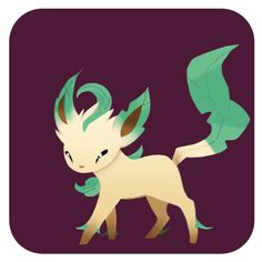 Silent Leafeon by ~eviri on deviantART
