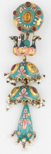 Schiaparelli circus brooch