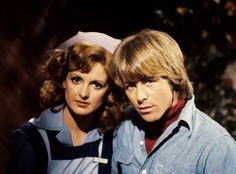 In 1978, hooker-turned-nurse Bobbie Spencer (Jacklyn Zeman) fell for respectable law student Scotty Baldwin (Kin Shriner), who really loved Laura Webber. Bobbie tried everything to bust up Scotty and Laura; even trapping him into marriage by claiming that she was pregnant with his baby. Scotty nearly married Bobbie, but her desperate charade was uncovered. #GH50 #GeneralHospital