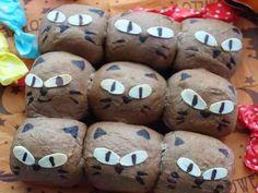 ハロウィン黒猫?キラリ☆ネコちぎりぱん☆の画像