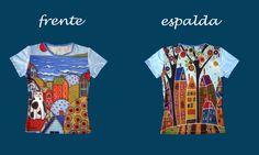camisas estampadas en todas las tallas para dama, caballero y niño... envios para cualquier parte del planeta.. Informes al 3115787649 - 3174753988 Colombia - Bucaramanga