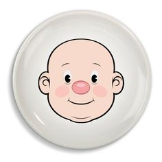 Food Face Plate - Only £10!!