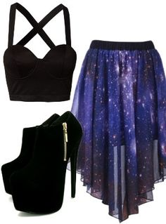 I found 'Galaxy Outfit' on Wish, check it out!