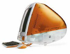 iMac 333MHz PowerPC G3 Tangerine