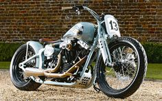 Strike True Bobber   by Shaw Speed & Custom  BEAUTIFUL!!