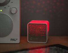 CubeSensors review: These little cubes want to make you and your home healthier By Simon Crisp - 7/1/15 Once in place CubeSensors use an array of sensors to monitor aspects of the environment including air quality, temperature, humidity, temperature, noise, light and pressure