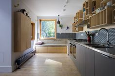 Nook House by Mustard Architects