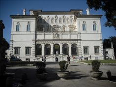 Rome, Italy: Borghese Museum