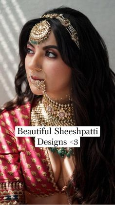Indian Bridal Outfits, Indian Bridal Fashion, Indian Wedding Jewelry, Indian Designer Outfits, Asian Inspired Wedding, Rajputi Dress, Bridal Lehenga Collection, Jewelry Hooks, Jewelry Drawer