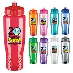 Norwood - Poly-Clean Bottle® - 27 oz. This squeezable sport bottle is earth friendly.