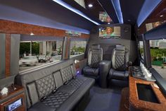 Battisti Customs Mercedes sprinter executive office edition. Please visit www.battisticustoms.com to see more.