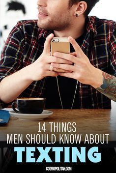 Dating advice for men texting patterns