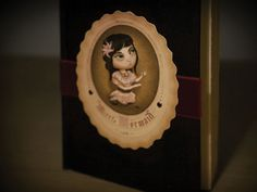 The Little Mermaid - handcrafted storybook. http://www.akina.com.au/Projects/TheLittleMermaid.html