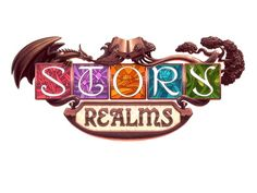 Story Realms by Springboard ... Powered by Game Salute, via Kickstarter.  OMGoodness, so exciting- this is the Hub's game and it's going to be published soon- a FAMILY storytelling game!!