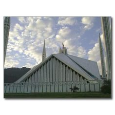 Sold!! Thank you dear customer from UK!! Eid Greetings_Faisal Mosque Postcard  #eid #eidGreetings #Mosque #Celebration #postcard #CustomDesign $0.83
