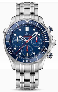 Reloj Omega hombre Seamaster Diver Chronograph O21230425003001