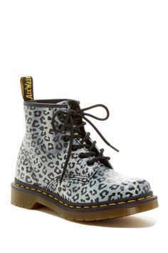 Charcoal Boot  by Dr. Martens on @HauteLook