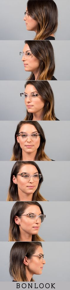 Dolled Up Light Granite - Love getting all dolled up? With their bold cateye shape, these large frames will flawlessly succeed to express your delightful fancy and feminine side.  *Semi-rimless frames can only be fitted to prescriptions with a sphere (SPH) value between -6.00 and +6.00, including the cylinder.