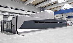 80 kW machining center / SHW Werkzeugmaschinen / www.shw-wm.de