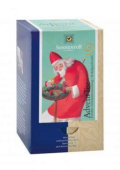 "Tisana ""Segreto di babbo Natale"" Sonnentor"