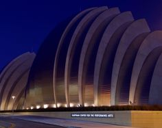 Kauffman Center for the Performing Arts, Kansas City, MO