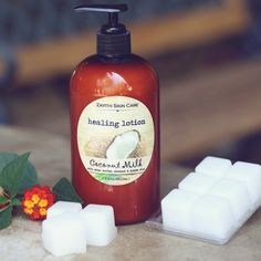 FREE COCONUT MILK WAX MELT WITH PURCHASE OF COCONUT MILK HEALING LOTION!!  (available for a limited time)  https://www.etsy.com/listing/236885624