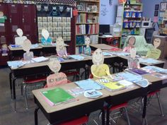 Mini Me's Poster People Perfect For Open House Back To School
