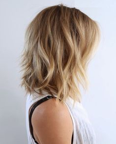 Admirable 10 Hottest Medium Length Haircuts For 2017 Hairstyle Inspiration Daily Dogsangcom