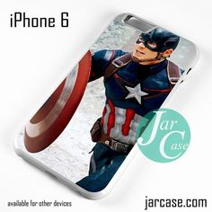 Captain America In Avenger Age Of Ultron Phone case for iPhone 6 and other iPhone devices