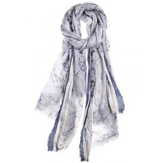 Enjoy an additional 60% off sale prices for our Summer Sale! Scorpion Silk Blend Scarf