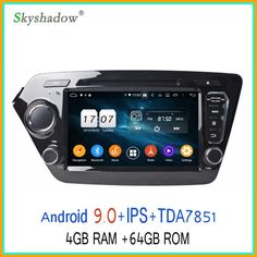 New IPS HD TDA7851 Android 9.0 For kia K2 RIO 2010-2015 Octa Core 64G ROM Car DVD Player Bluetooth Wifi GPS Map DVR camera RDS Radio 2020 Cheap Car Audio, New Ip, Gps Map, Dvr Camera, Music Radio, Android 9, K2, Wifi, Bluetooth