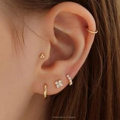 Freshwater Pearl Gold Helix Anneau-Argent Cartilage Hoop 8-12 mmdiameter 16-22 Gauge