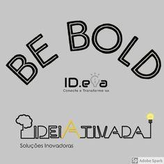 """🦄ideiAtivada🧠 on Instagram: """"#ideiAtivada #ID.eia #inovação #sejaousado"""" Company Logo, Tech Companies, Logos, Instagram, Logo, Ideas"""