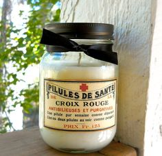 CINNAMON BEIGNETS 16 oz candle Heavily scented by folkyart on Etsy