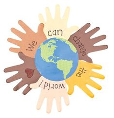 Unit 2 Lesson 8 - Friends and Family Support Magnets from Guildcraft Arts & Crafts! Celebrate the special people who encourage you every day and keep you strong. Includes preprinted and precut Earth shapes, precut hands and magnetic tape. Multicultural Crafts, Multicultural Bulletin Board, Diversity Bulletin Board, Bulletin Boards, Underwater Crafts, Harmony Day, Around The World Theme, Around The World Crafts For Kids, Earth Day Crafts