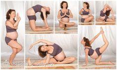 Девочки кому интересно- Йога для беременных!