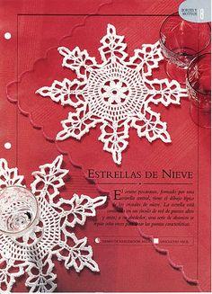 Patterns and motifs: Crocheted motif no. 599