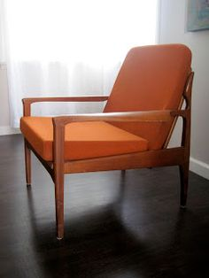 Rhan Vintage. Mid Century Modern Blog.: Narvik Armchair by Fler