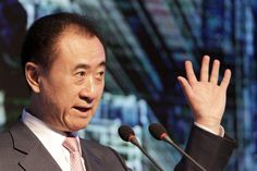China's richest man, Wang Jianlin, has been on a buying spree in Hollywood.