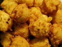 HUSH PUPPIES! | How To Make Hush Puppies, The Greatest Fried Food Of All Time