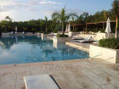Kirsty's favourite hotel on the Riviera Maya aaas the Fairmont Mayakoba, perfect fro families.