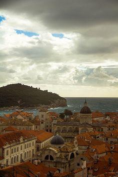 Dubrovnik, Croatia So historic looking Beautiful Places To Visit, Wonderful Places, Beautiful World, Places Around The World, Travel Around The World, Around The Worlds, Places To Travel, Places To See, Belle Villa