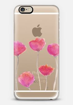 Pink Tulips by Michele Spurza | @casetify