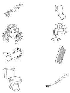 النظافة والعناية بالجسم, ورقة عمل,osfor.org,مشروع عصفور