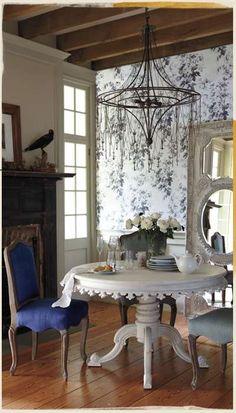 Ck out that chandelier! Anthropologie Catalog: September 2014 Lookbook