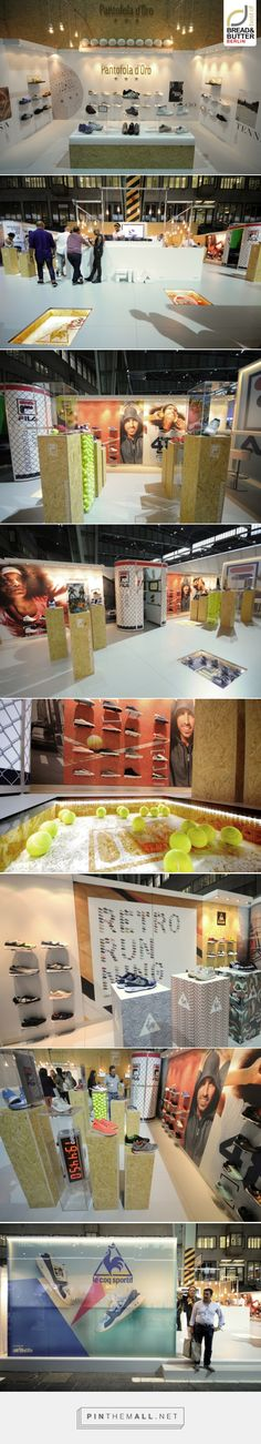Bread & Butter Berlin 2014 Summer – FILA, le coq sportif, Pantofola d'Oro » Retail Design Blog... - a grouped images picture - Pin Them All