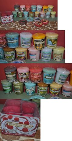 Candles 46782: Yankee Candle Votives And Tealights Mixed Scents Lot Of 28 New Older Stock -> BUY IT NOW ONLY: $34 on eBay!